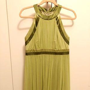 Maggy London Green Dress